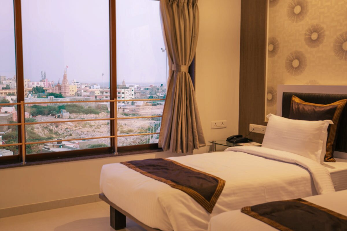 gallery with all the details of hotel manek the ocean view